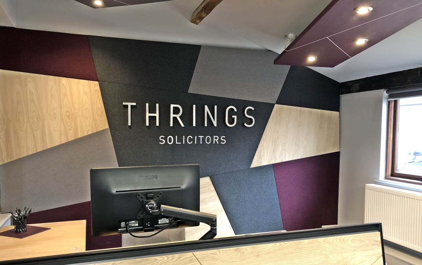 Office Fit Out Hampshire - Thrings Solicitors (1)