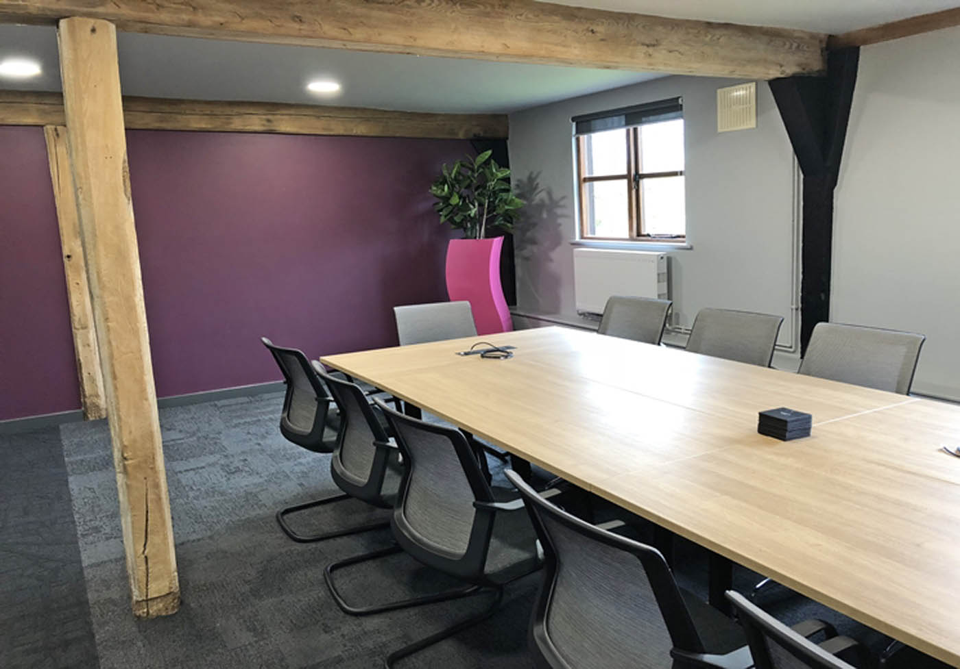 Office Fit Out Hampshire - Thrings Solicitors (5)