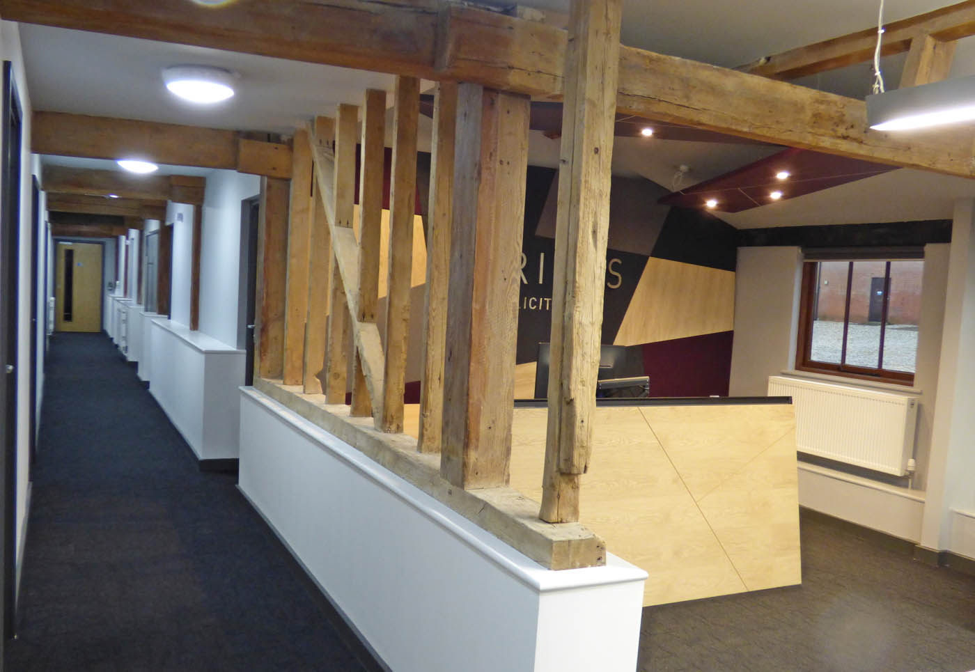 Office Fit Out Hampshire - Thrings Solicitors (9)