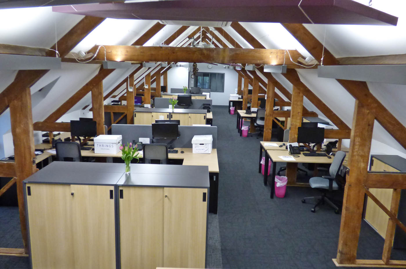 Office Fit Out Hampshire - Thrings Solicitors (11)