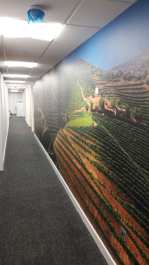 Workplace Fit Out - Fells Wine (5)