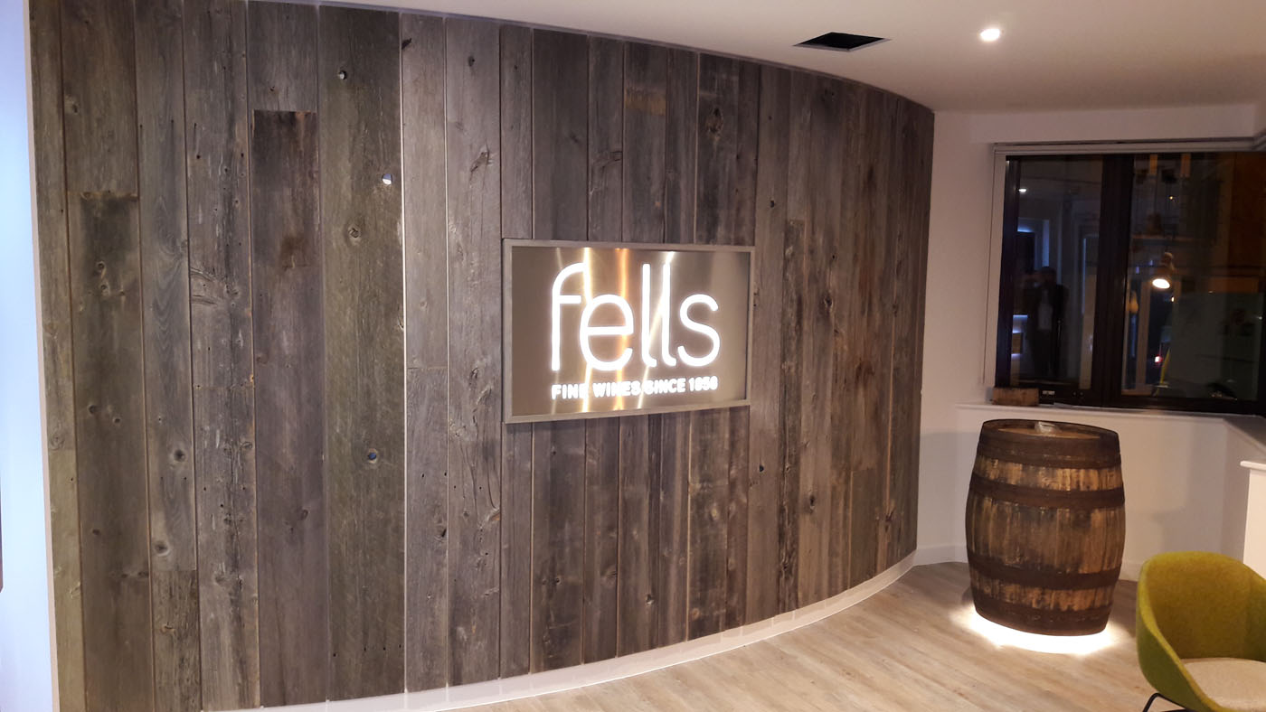 Workplace Fit Out - Fells Wine (7)