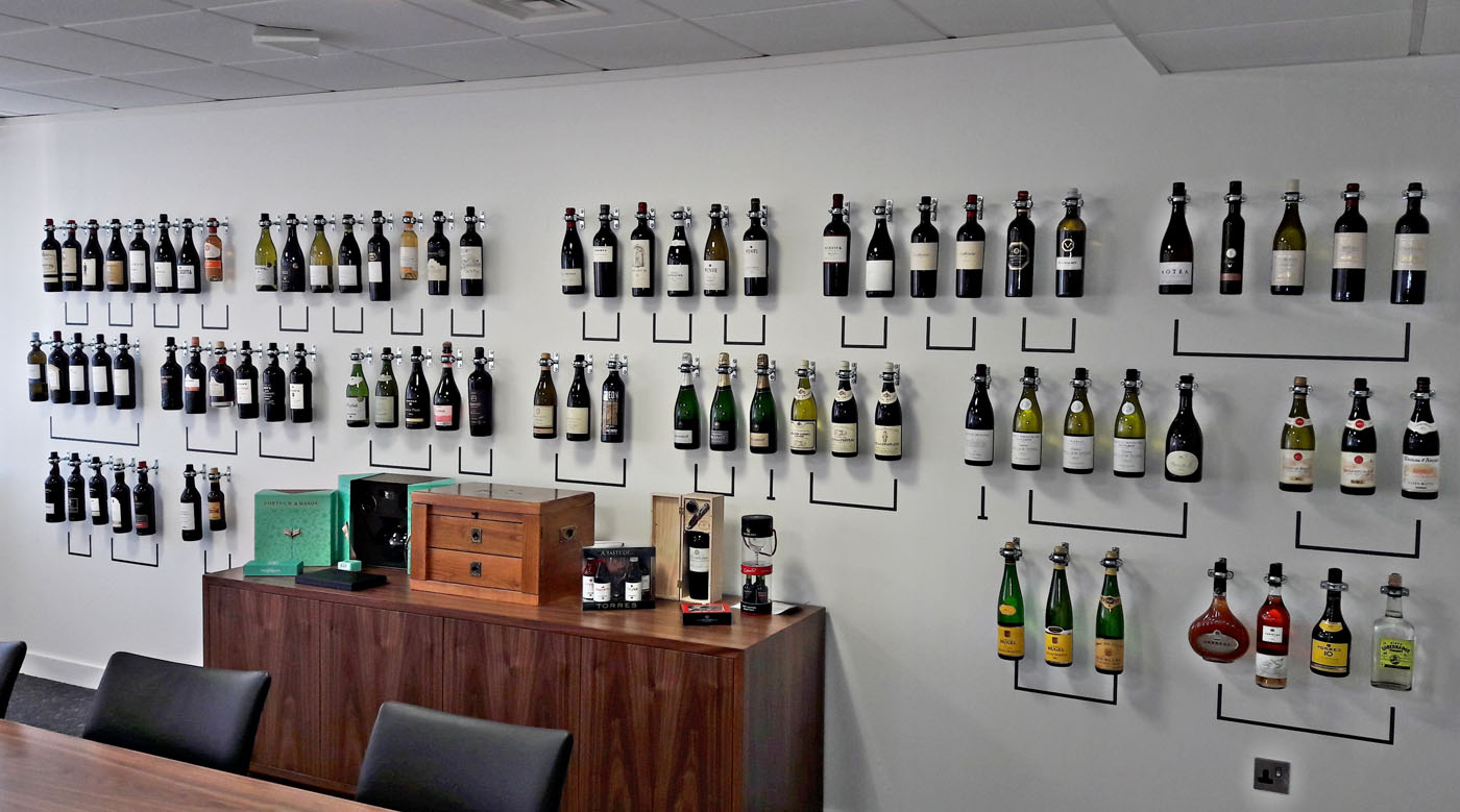 Workplace Fit Out - Fells Wine (8)