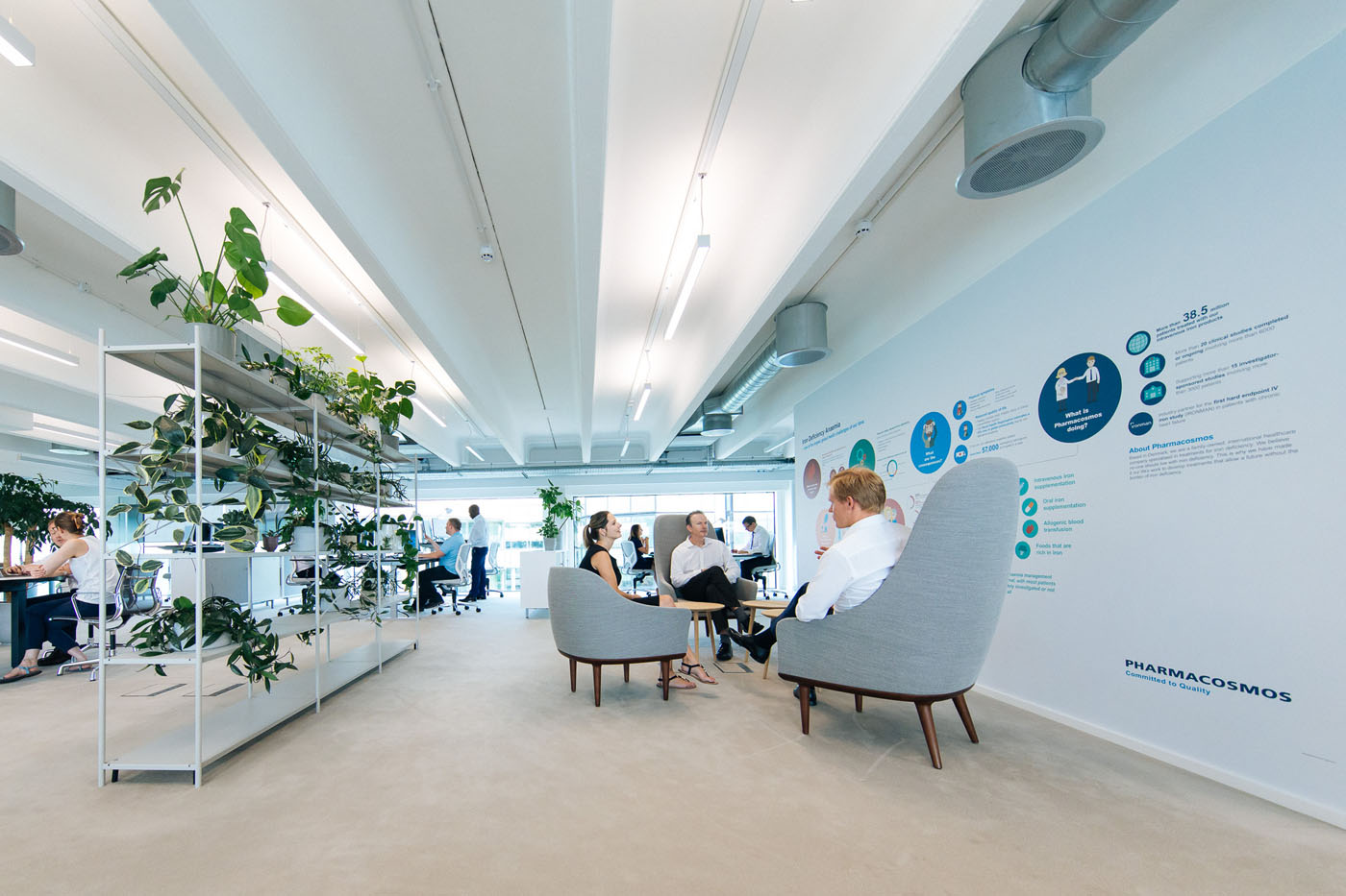 Office Fit Out Reading - Pharmacosmos (3)
