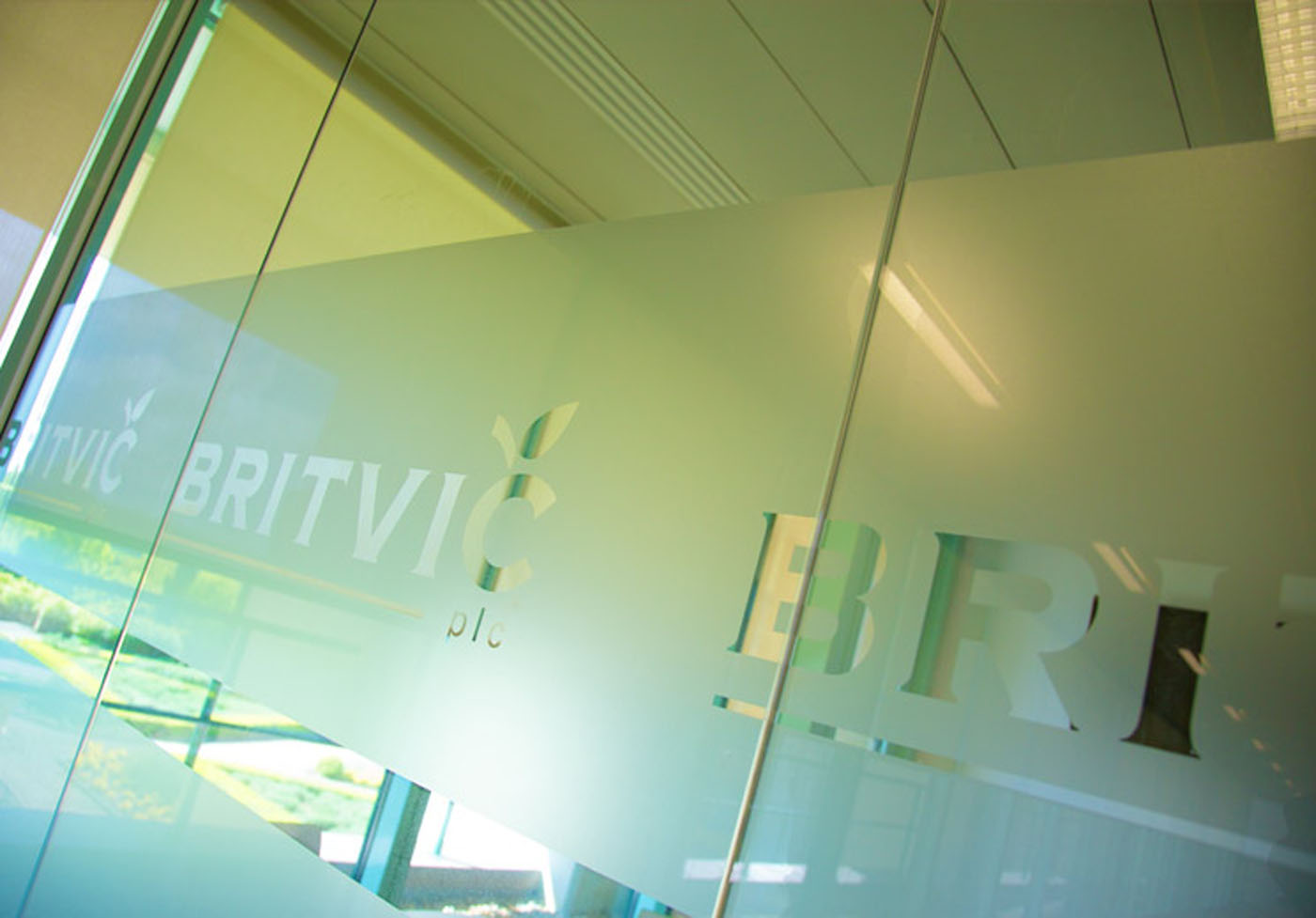 Workplace Fit Out - Britvic (4)