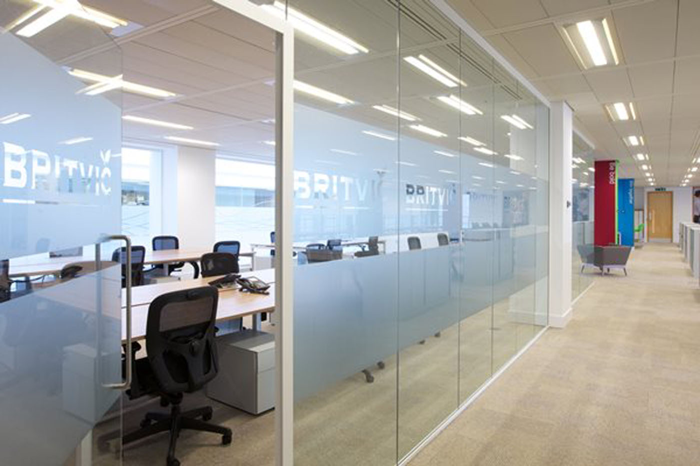 Workplace Fit Out - Britvic (5)