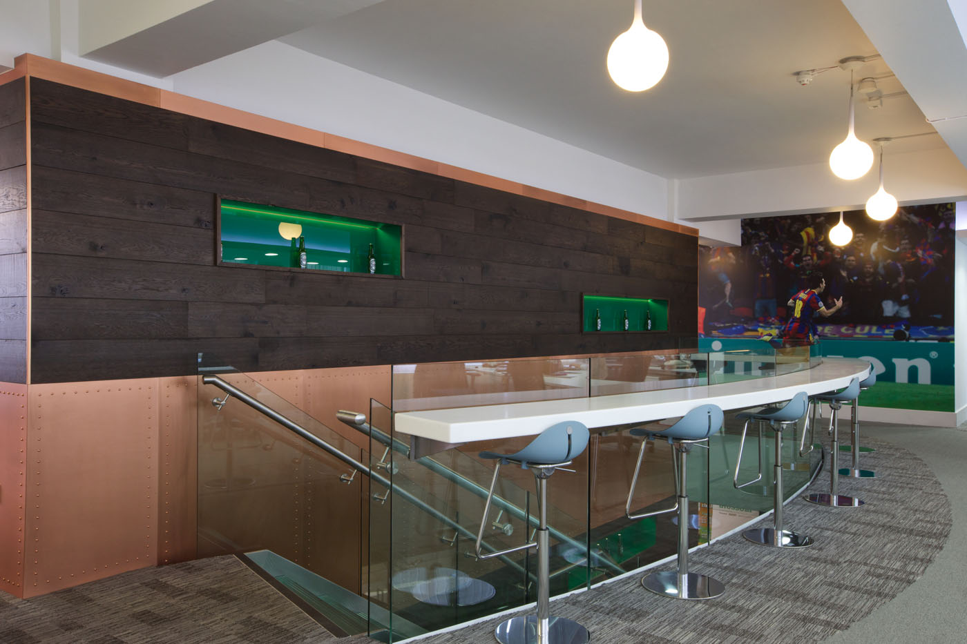 Office Refurbishment London - Heineken (5)