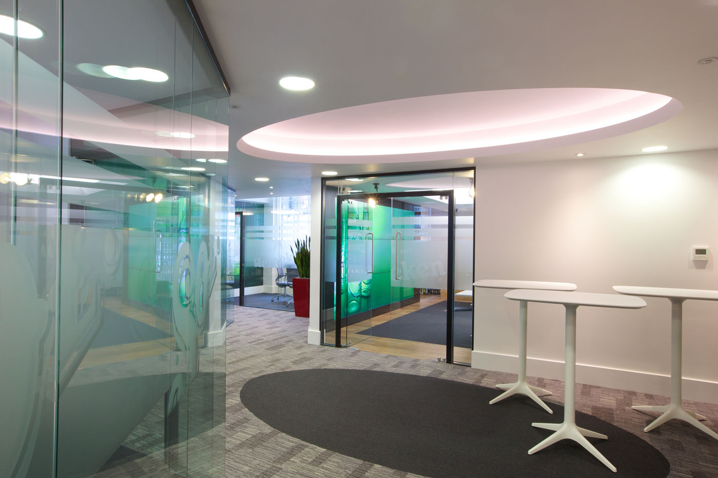 Office Refurbishment London - Heineken (6)