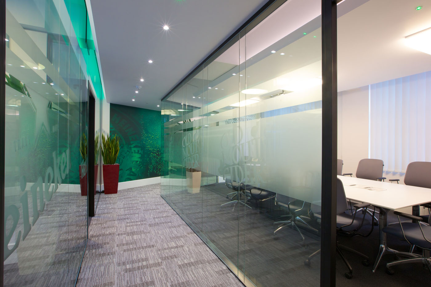 Office Refurbishment London - Heineken (8)