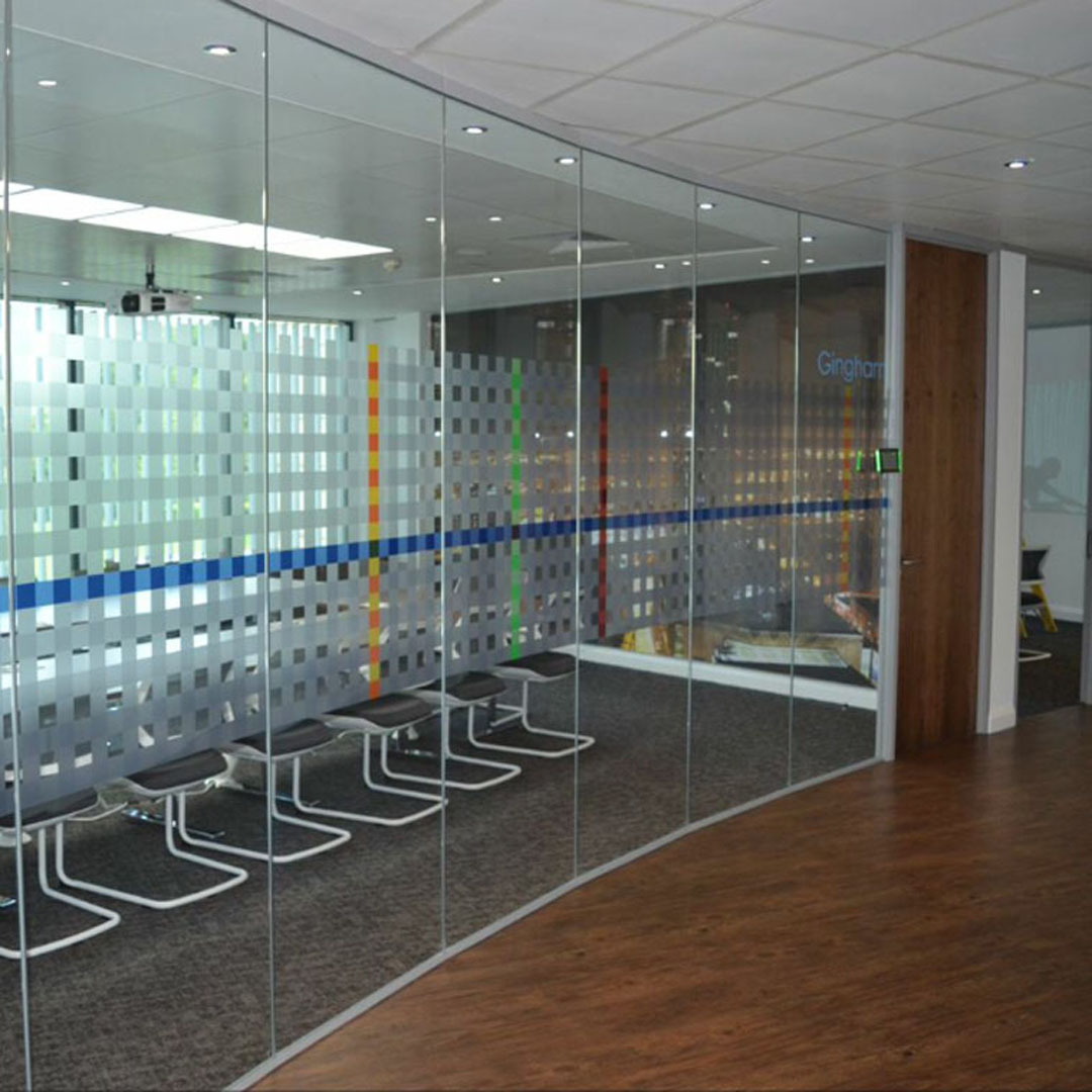 Office Fit Out - EMC Manchester (1)