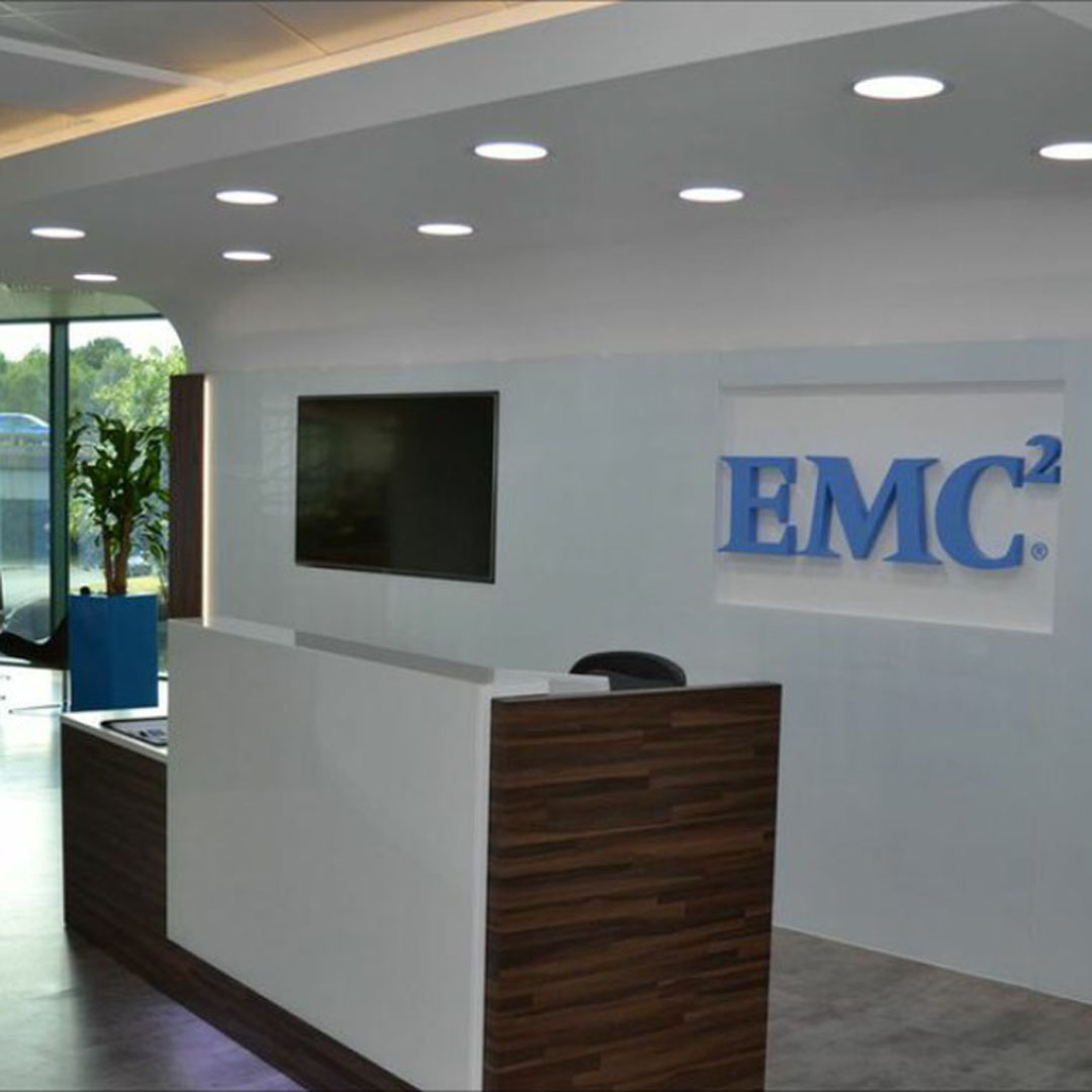 Office Fit Out - EMC Manchester (2)