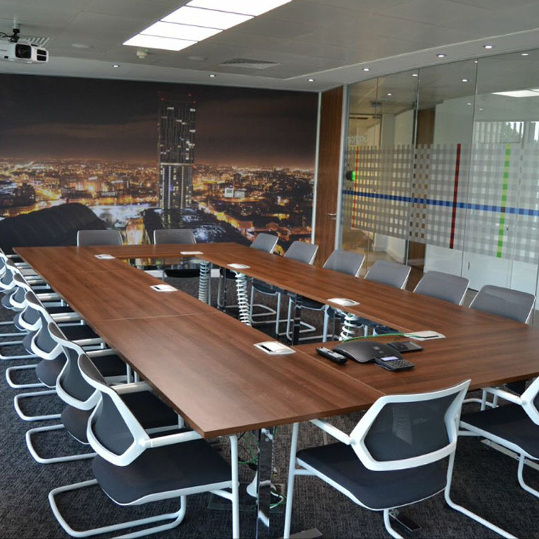Office Fit Out - EMC Manchester (6)