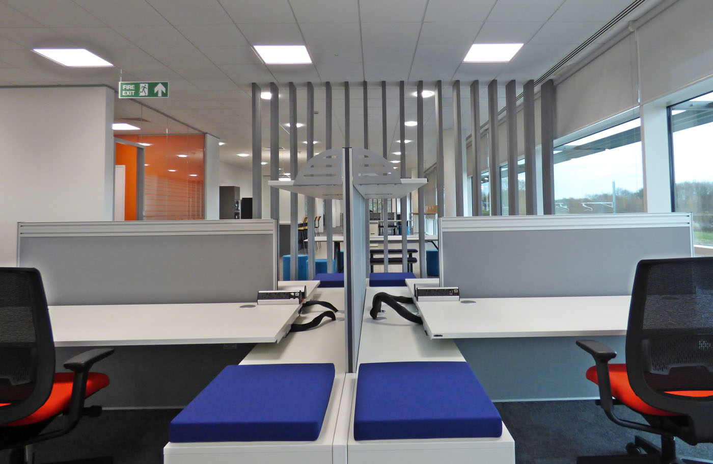 Office Fit Out Berkshire - Global Software Company (2)