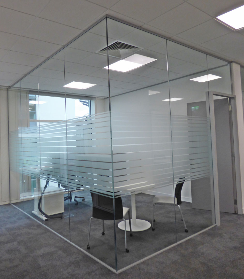 Office Fit Out Berkshire - Global Software Company (5)