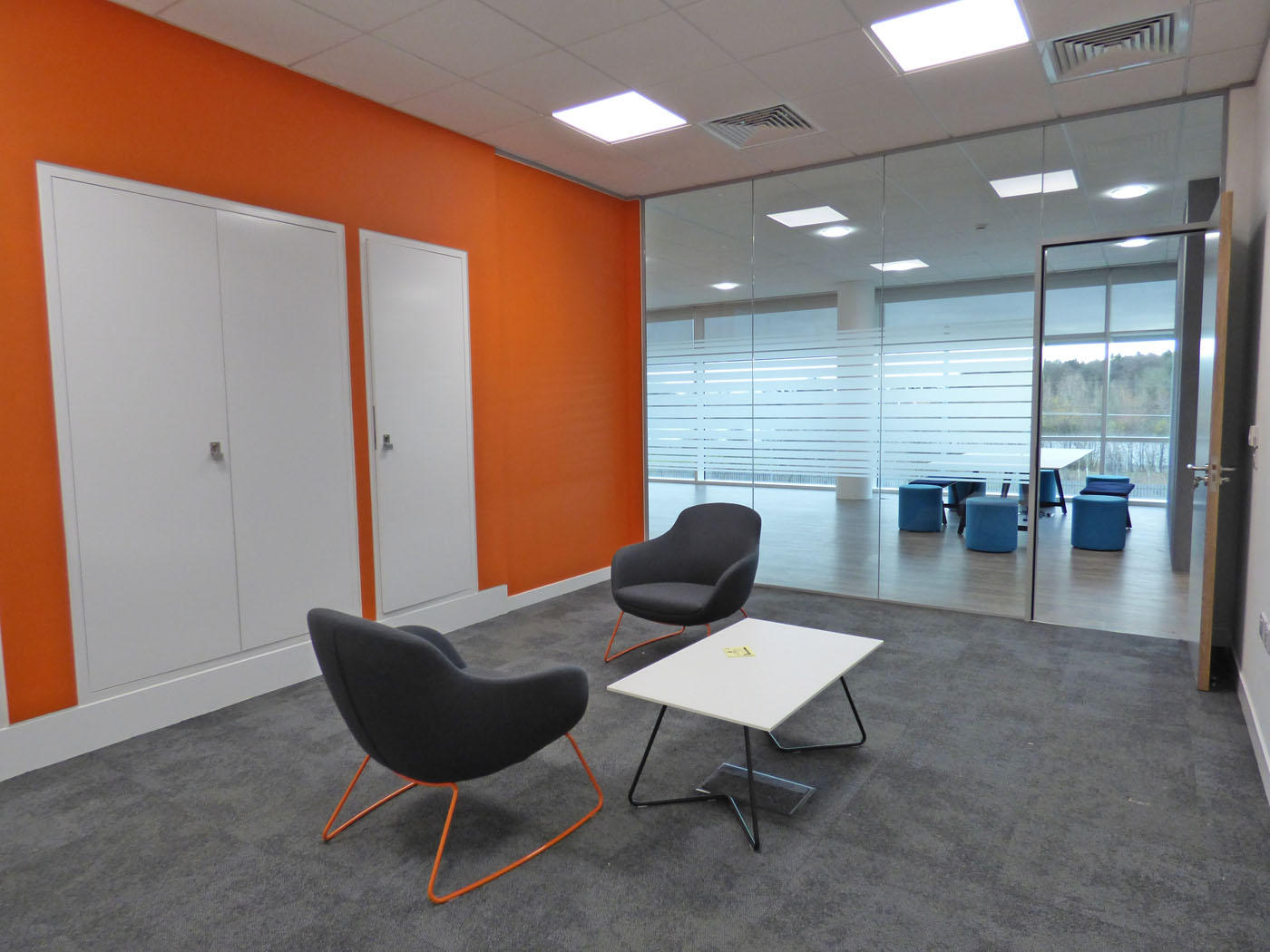 Office Fit Out Berkshire - Global Software Company (7)