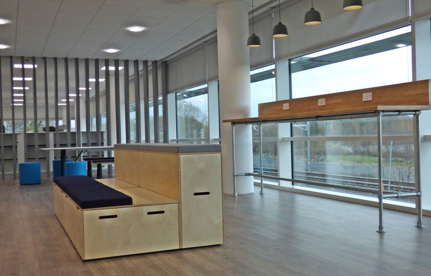 Office Fit Out Berkshire - Global Software Company (8)