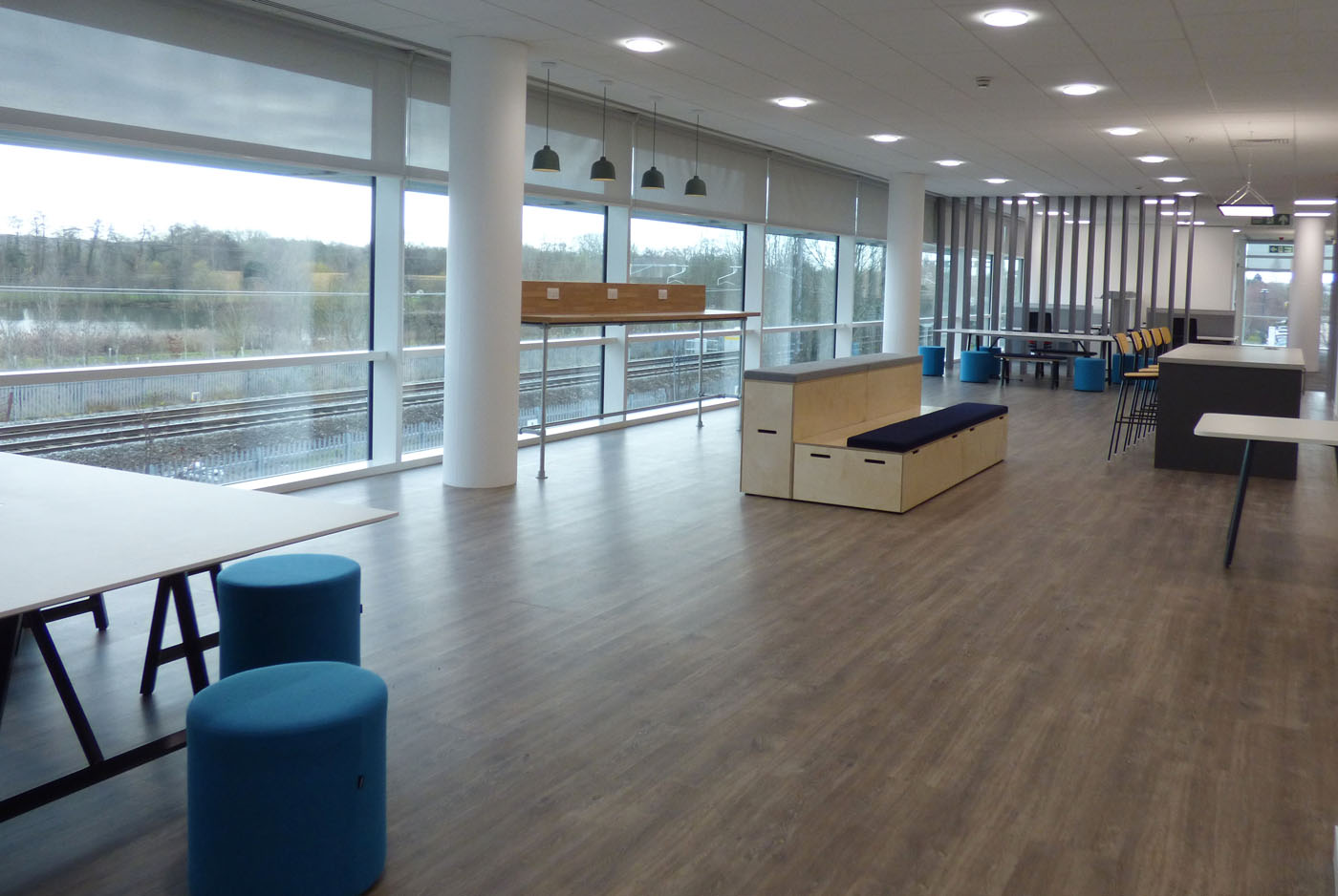Office Fit Out Berkshire - Global Software Company (13)