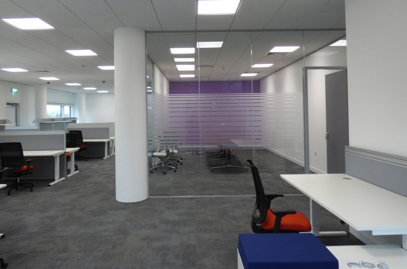 Office Fit Out Berkshire - Global Software Company (14)