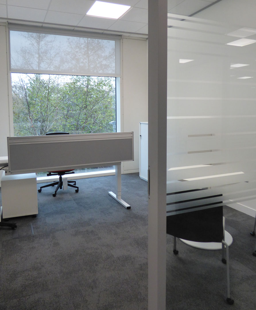 Office Fit Out Berkshire - Global Software Company (16)
