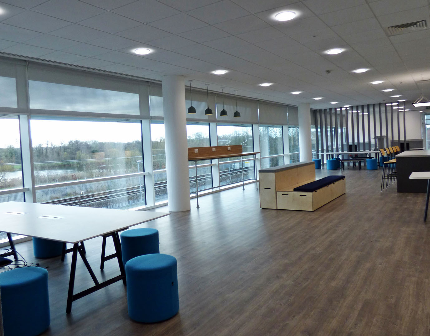 Office Fit Out Berkshire - Global Software Company (18)
