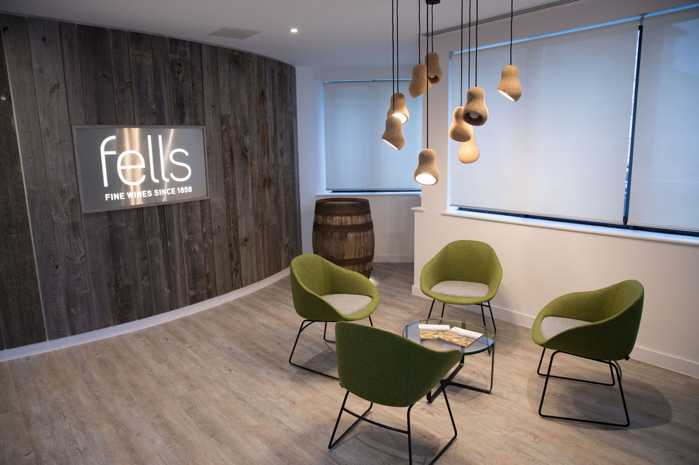 Workplace Fit Out - Fells Wine (10)