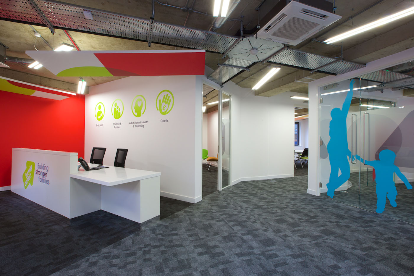 Workplace Fit Out London - Family Action (1)