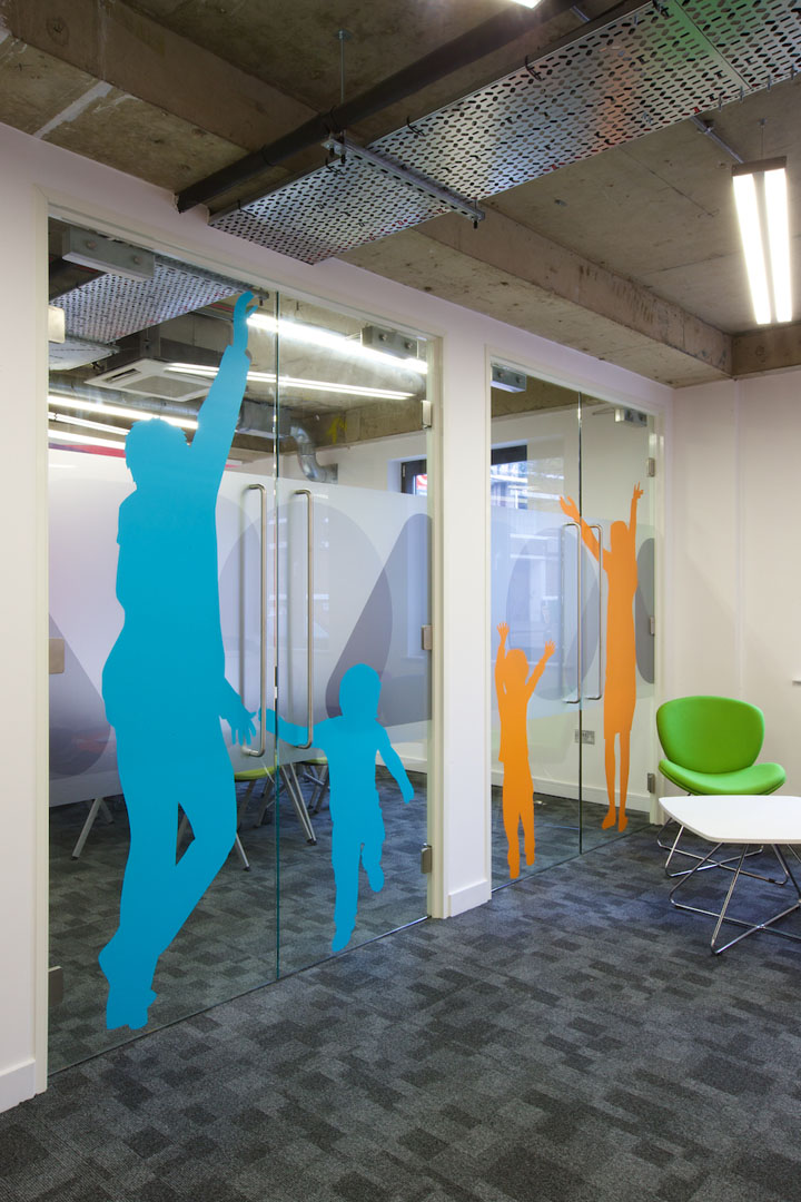 Workplace Fit Out London - Family Action (3)