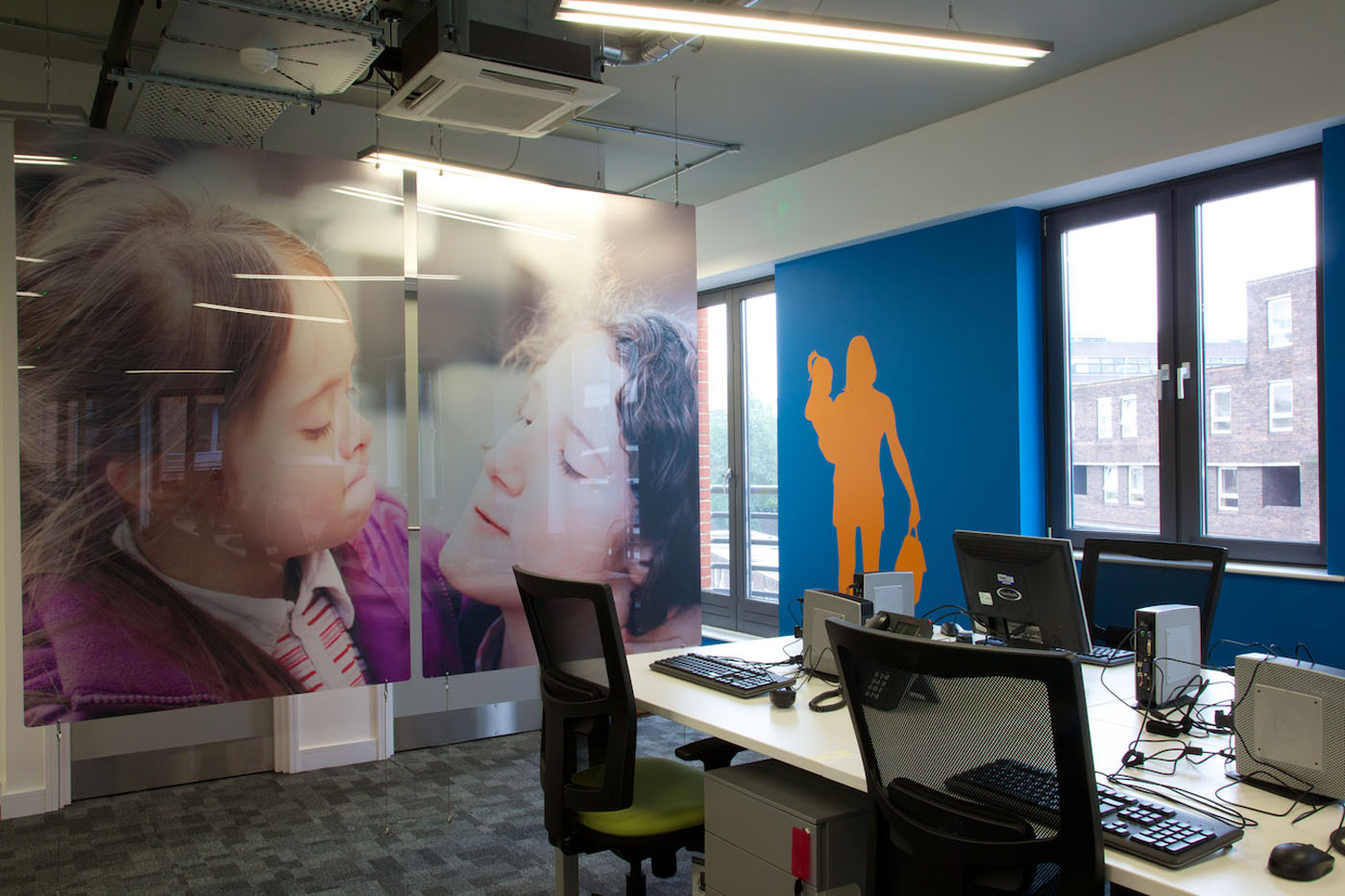 Workplace Fit Out London - Family Action (4)