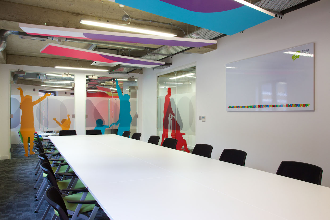 Workplace Fit Out London - Family Action (8)