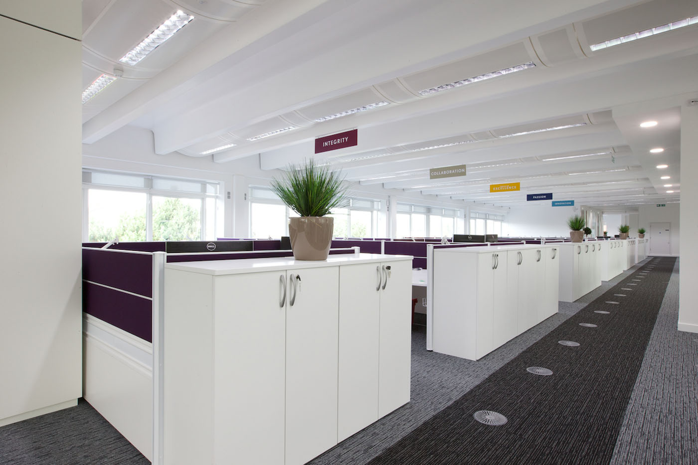 Office Design Oxfordshire - Pharmaceutical Company (1)