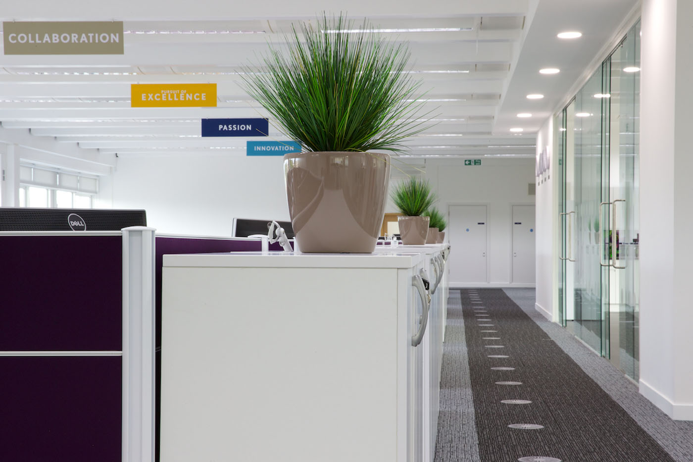 Office Design Oxfordshire - Pharmaceutical Company (2)