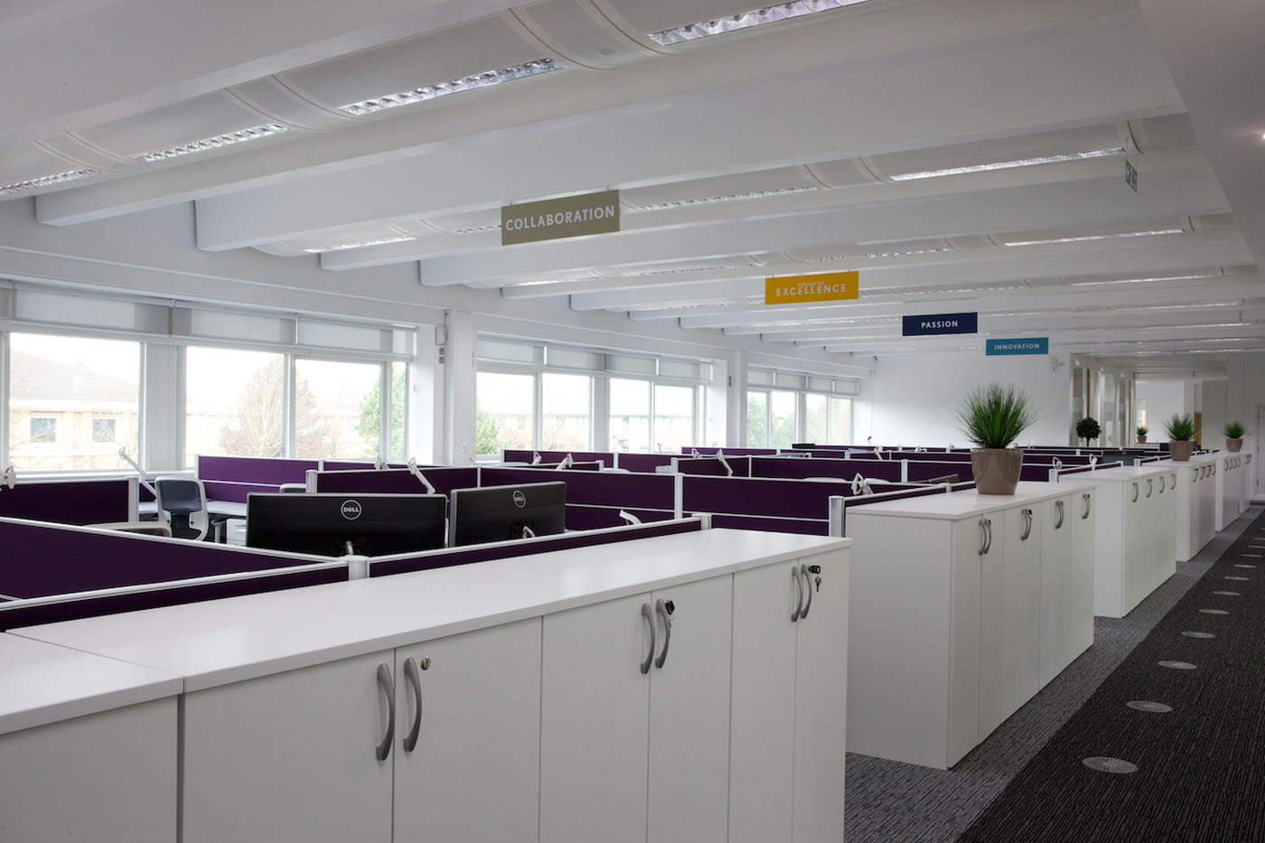 Office Design Oxfordshire - Pharmaceutical Company (3)