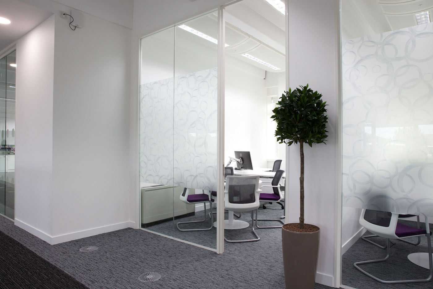 Office Design Oxfordshire - Pharmaceutical Company (4)