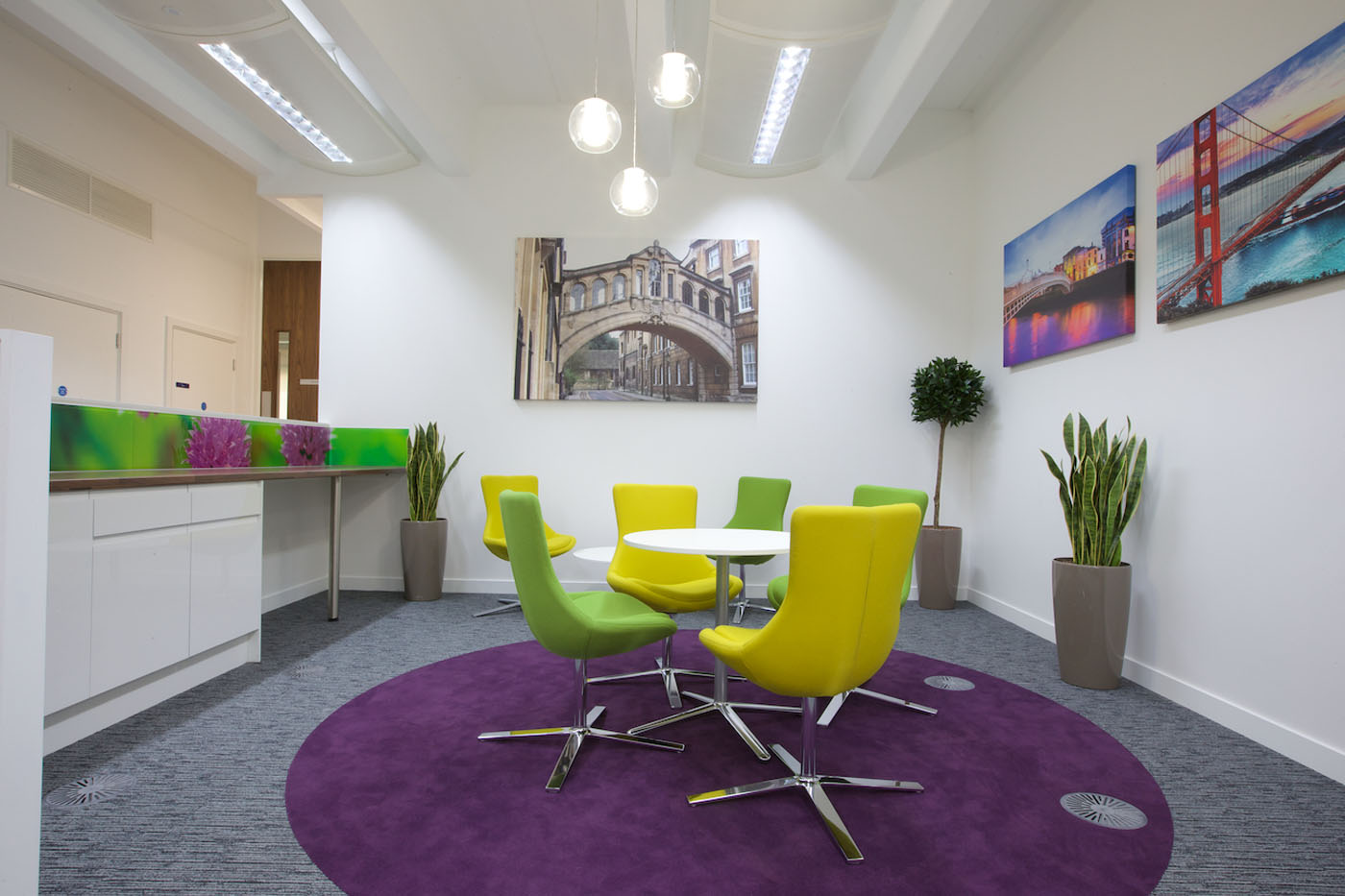 Office Design Oxfordshire - Pharmaceutical Company (6)