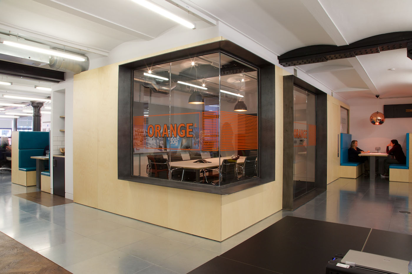 Office Fit Out London - VCCP (1)