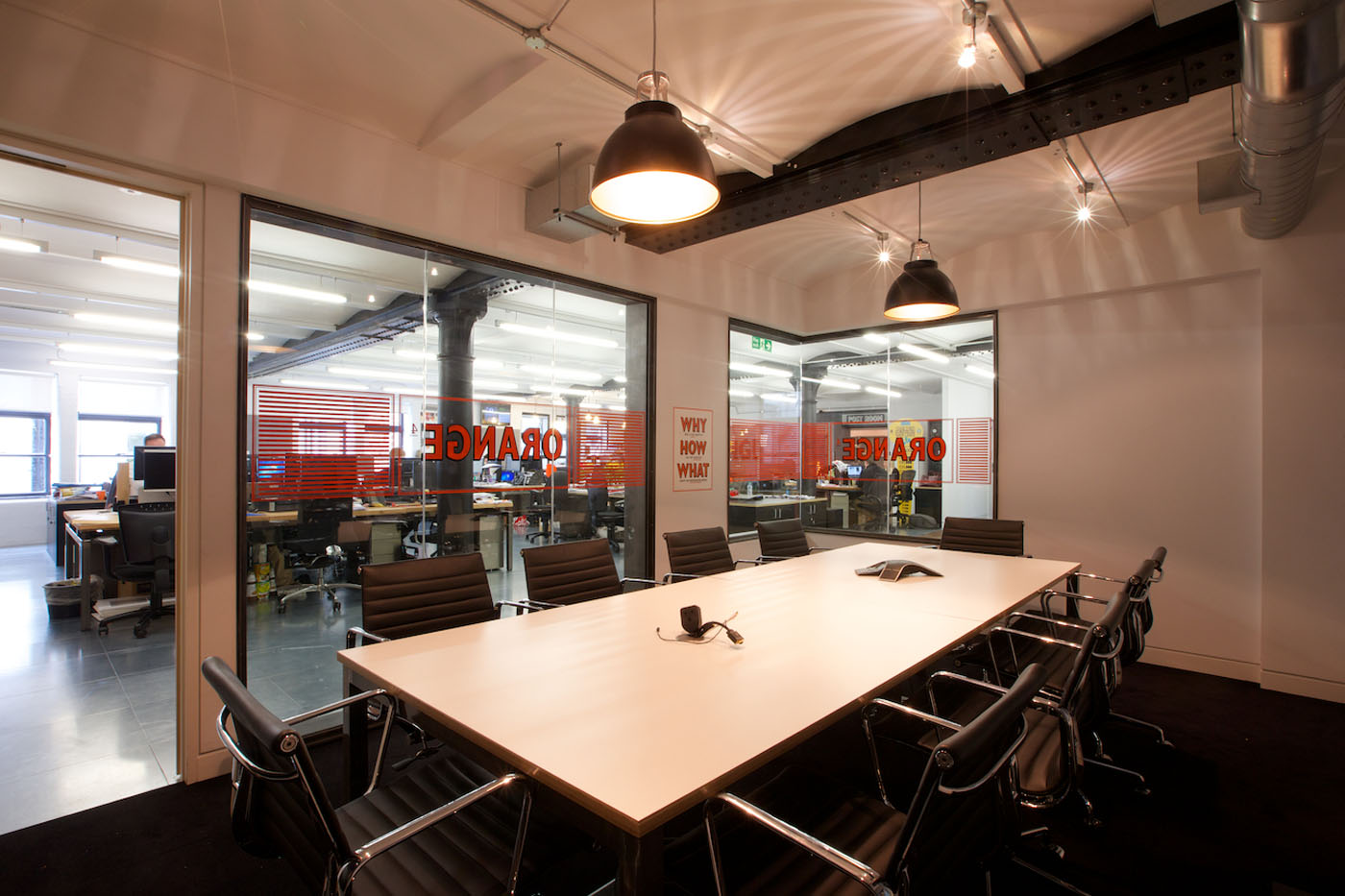 Office Fit Out London - VCCP (2)