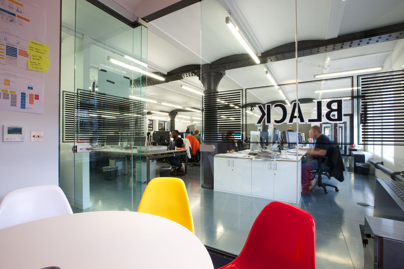 Office Fit Out London - VCCP (3)