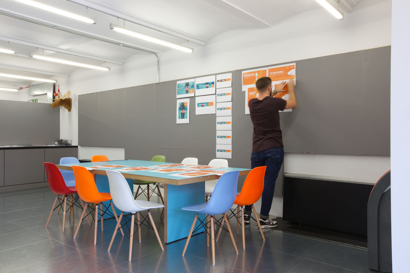 Office Fit Out London - VCCP (4)