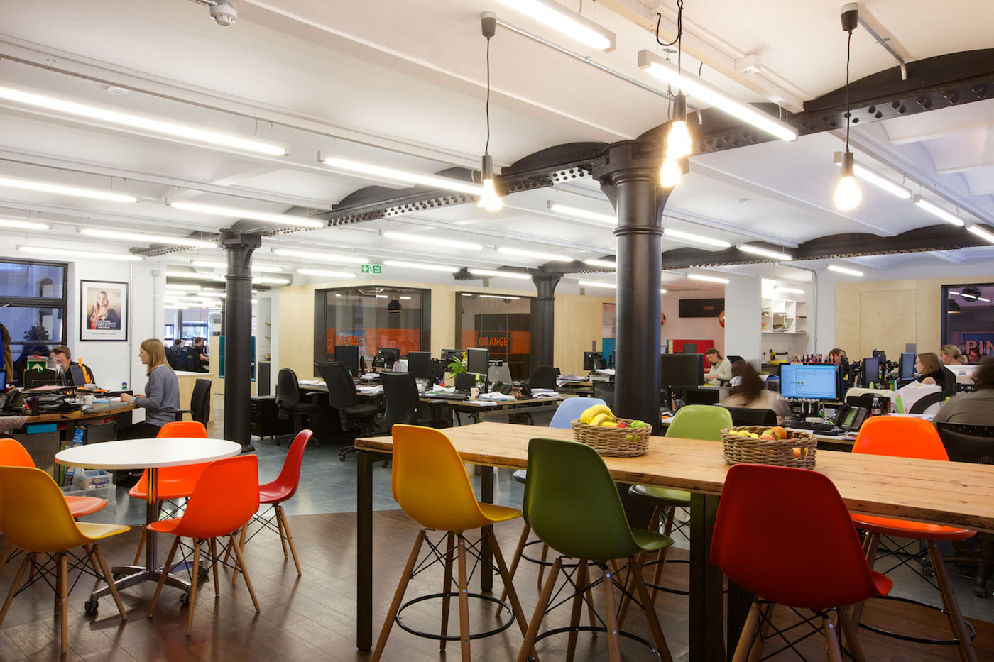 Office Fit Out London - VCCP (8)
