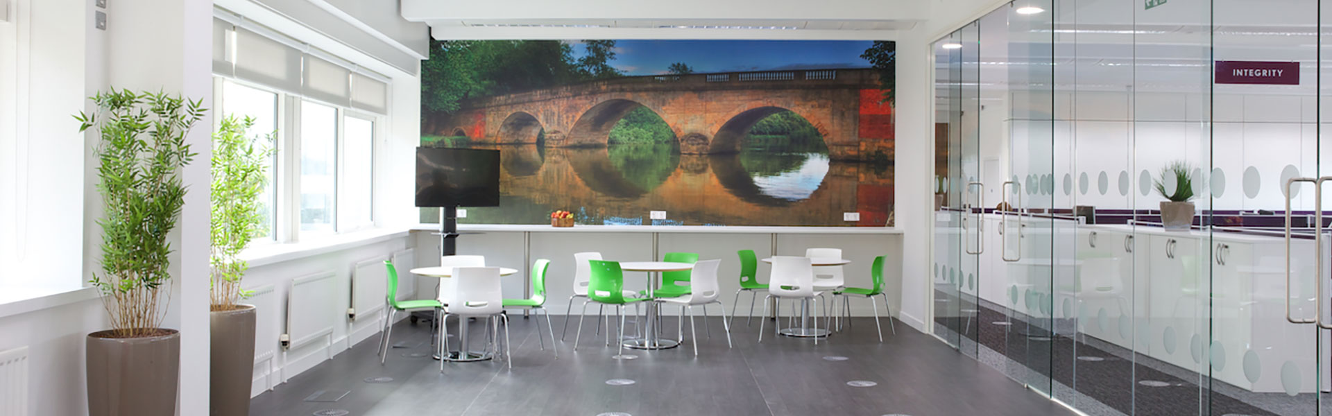 office design oxfordshire by bulb interiors