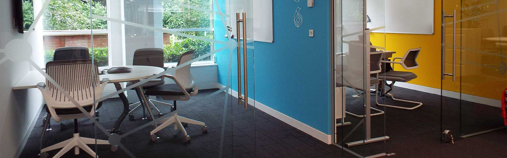 office interior design by bulb interiors