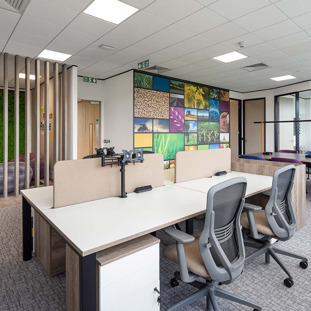Office Fit out brief Bulb Interiors
