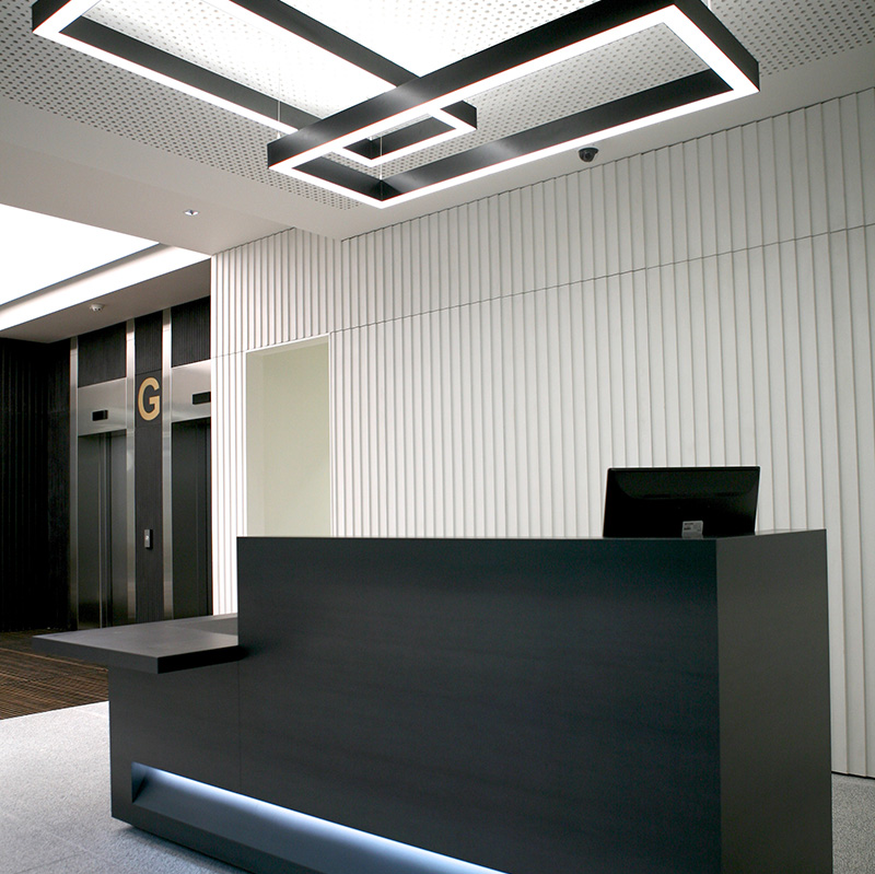 Office Fit out support Bulb Interiors