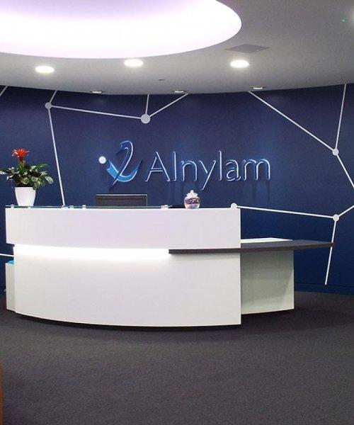 Alnylam Pharamaceuticals